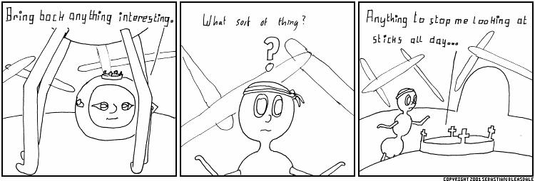 PCP comic number pcp0066