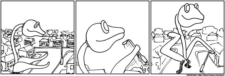 PCP comic number pcp0265
